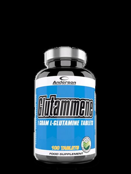 ANDERSON RESEARCH - GLUTAMMENE - L-GLUTAMINA