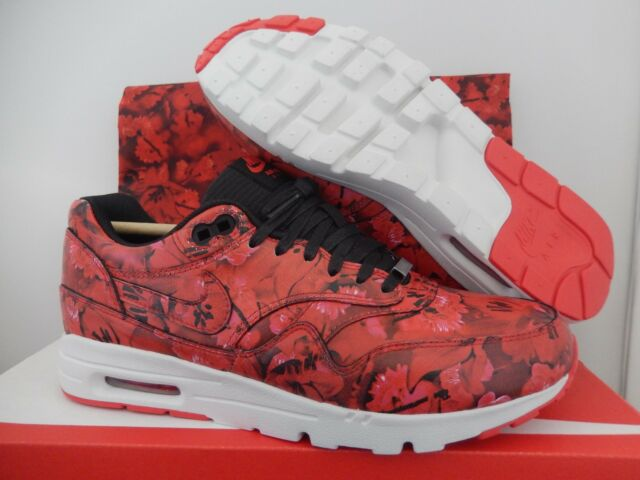 womens red air max trainers