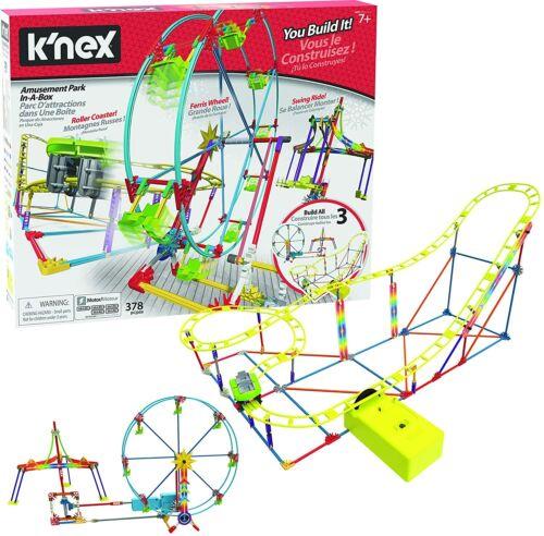 K /'NEX Parc d/'Attractions dans une boîte de table-top Thrills Rides set-FAST /& LIVRAISON GRATUITE