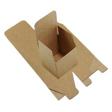Kraft Paper Packaging Box For Party Gift Wedding Favor Candy Jewelry Package Box