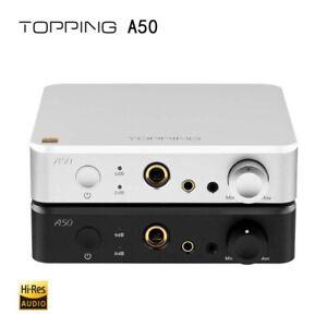 Topping-A50-Desktop-Hi-Res-Headphone-Amplifier-2-5mm-Balanced-Out-Amp-D50s-P50