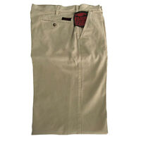 Filson Men's Trousers Mod 9783 100 % Cotone Made In Italy Fit Reangular Position