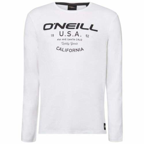 O/'Neill LM Olsen Long-Sleeve Men/'s T-Shirt Super White