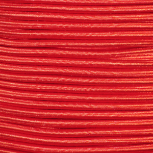 """100ft 1//8/"""" Red Bungee Cord Marine Grade Heavy Duty Shock Rope Tie Stretch"""