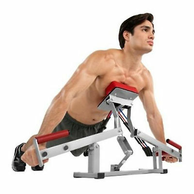 New Rocket Fitness Push Up Pump Home Gym Workout Exercise & Fitness Abs Chest