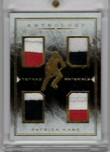 2014-2015-Panini-Anthology-Tetrad-Materials-Patrick-Kane-TM-9
