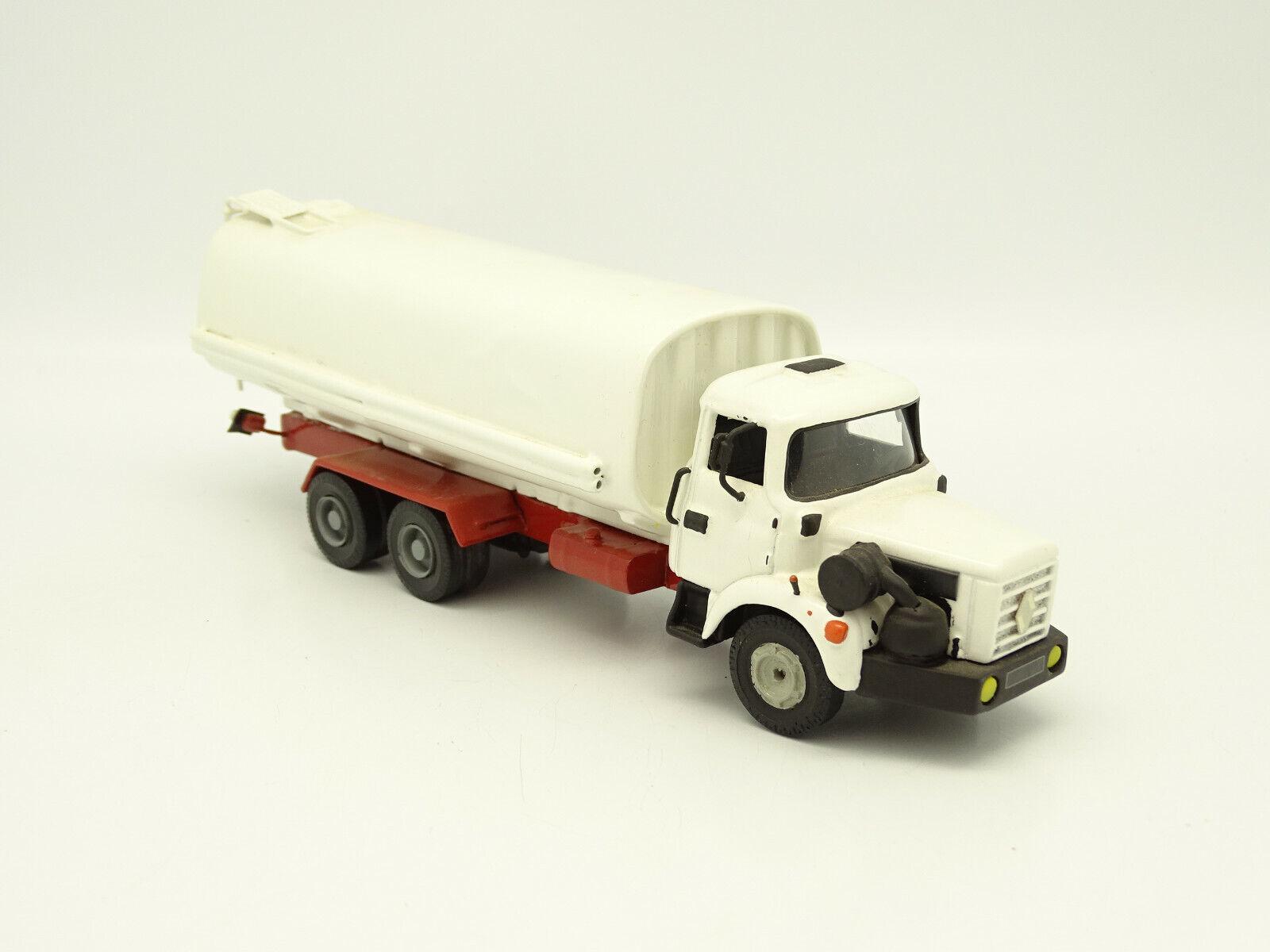 Resin 1 50 - - - Renault Berliet Glr 190 Tank White 6570c5
