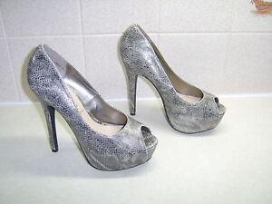 New-Look-Ladies-Shoes-Size-Uk-5-V-G-C-Hardly-Worn