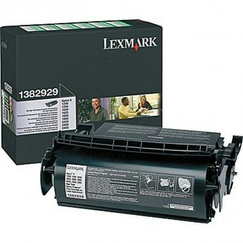 Genuine Lexmark 1382929 Cartridge for Optra S 1250 1255 1620 1625 1650 1855 2420