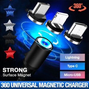 3-IN-1-Micro-USB-Magnetic-Adapter-Strong-Charger-Cable-iOS-Android-Type-C