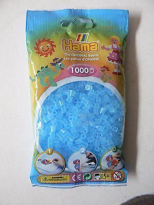 Doelstelling Hama. 1000 Perles à Repasser Coul. Bleu Eau