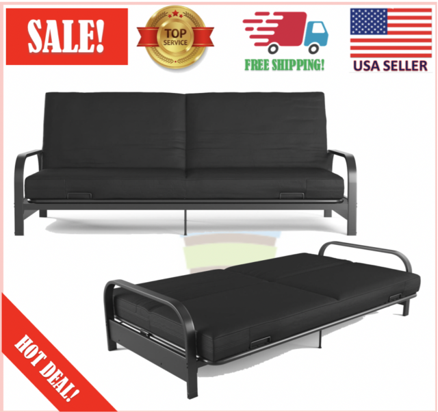 Futon Sleeper Convertible Contemporary