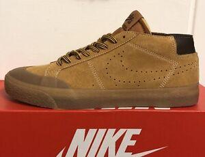 Détails sur NIKE SB ZOOM BLAZER Chukka XT PRM Baskets Homme Baskets Chaussures UK 6 EUR 40 US 7 afficher le titre d'origine