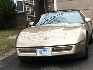 C4 1986 Corvette