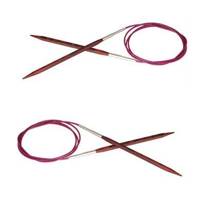 8mm 60cm Knitpro Cubics Fixed Circular Knitting Needles 3.00mm