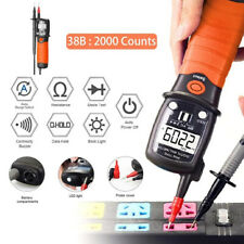 2000counts Digital Pen Multimeter Handheld Acdc Voltage Meter Resistance Tester
