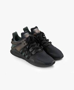 pretty nice e7ed1 65479 New Adidas Originals EQT Support ADV Black Turbo BB1304 Sz 1