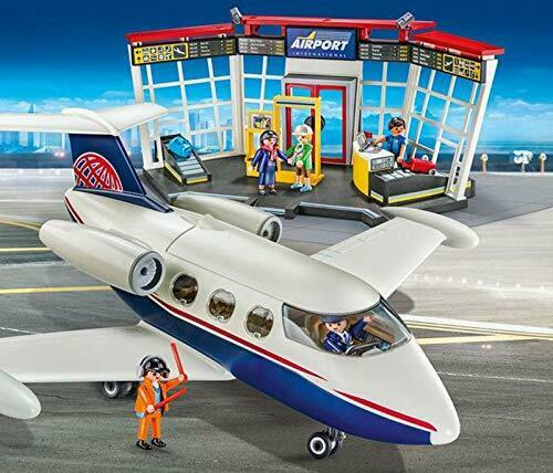 Playmobil City Action Airport 96 Piece Set 70114 (4+ Years)