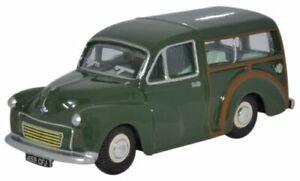 Oxford Diecast Morris Minor Traveller Die Cast Model 1:148 N Gauge New