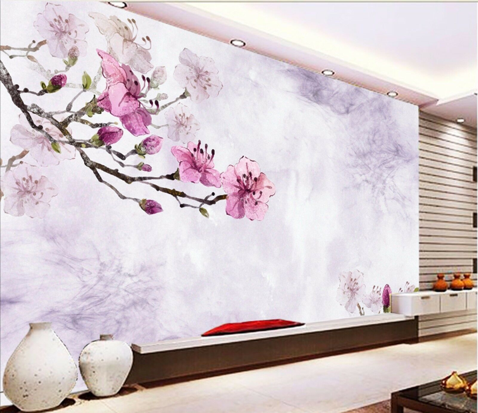 3D Blossom Sky 3544 Wall Paper Wall Print Decal Wall Deco Indoor Wall Murals