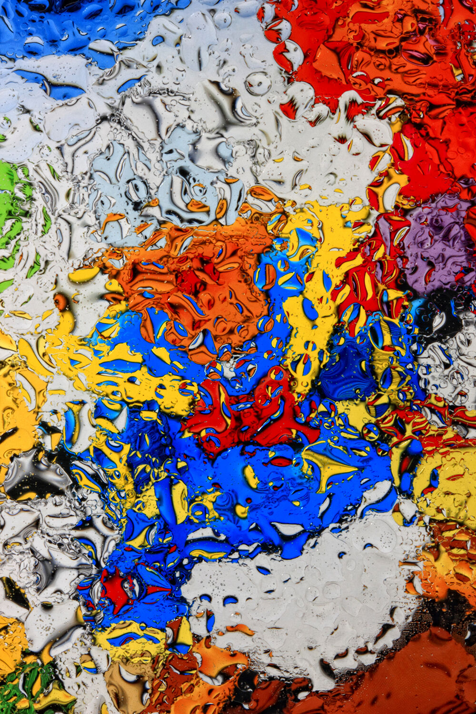 3D Texture Farbe 73 Photo Papier Peint en Autocollant Murale Plafond Chambre Art