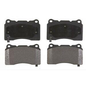 Disc Brake Pad Set-Semi Metallic Front,Rear ACDelco Pro Brakes 17D1050M