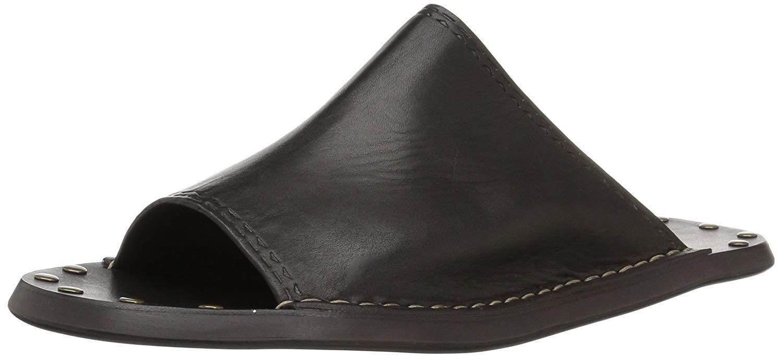 Se Av Chloe av kvinnor Leila Leila Leila Flat Slide Sandal - Select SZ  Färg.  topp varumärke