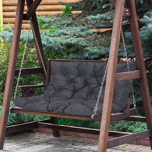 Outsunny-2-Seater-Garden-Bench-Swing-Chair-Replacement-Seat-Pad-Cushion-Backrest