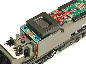 Mega Bass Speaker For Bachmann Class 37, Loksound 4 5 Zimo, DCC Sound Decoders