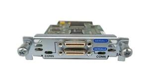 USED-Cisco-HWIC-2A-S-2-Port-Async-Sync-Serial-WAN-Interface-Card