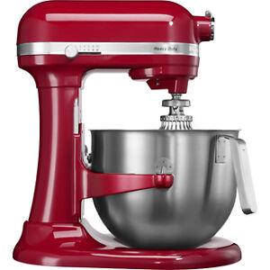 Kitchenaid-5KSM7591XEER-Heavy-Duty-Rot-Kuechenmaschine-Food-processor-Robot