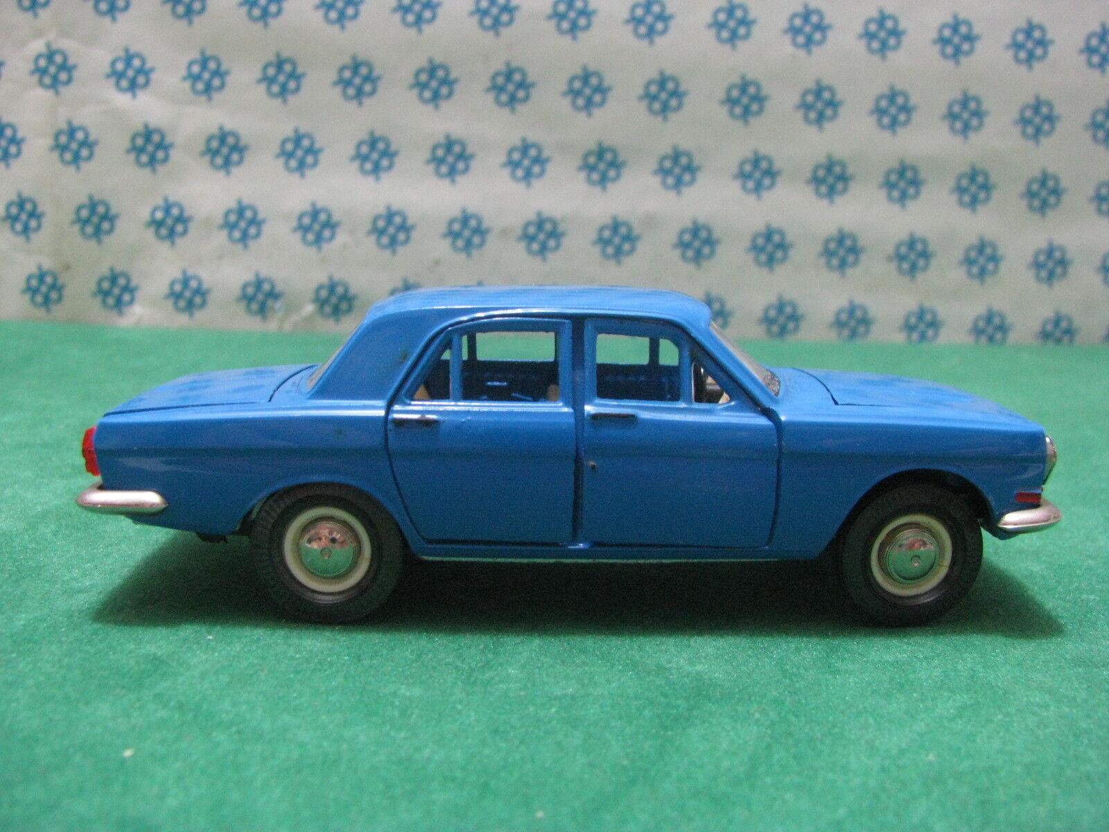 Vintage Vintage Vintage   -  VOLGA 24  Berlina  - 1 43  GAZ  USSR CCCP Saratov 9a3689