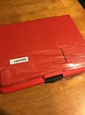 """Snap On Tools NEW 1/4"""" Drive 44 Pc Set W/Hardshell Case # 144TMPB Over $200 OFF"""