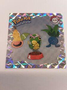 FREE SHIPPING! Pokemon 1999 Artbox Series 1 Stickers  Dugtrio 51