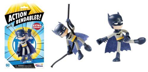 Bendable Batman Fidget Stress Relief Toy for Kids Justice League DC Comics