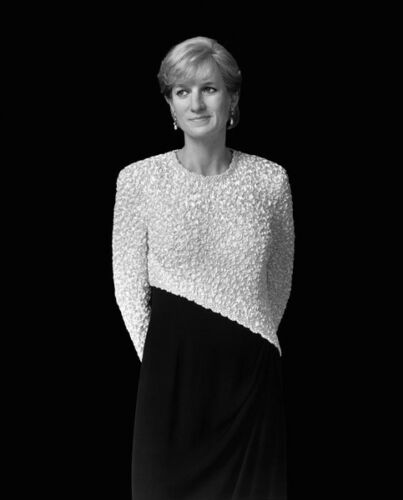 Princess of Wales UNSIGNED photograph Diana M4079 GORGEOUS!!!! NEW IMAGE!