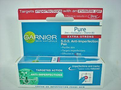 Garnier Skin Naturals Pure SOS Anti-Blemish Pen Extra-Strong 10ml      rrp£8.9