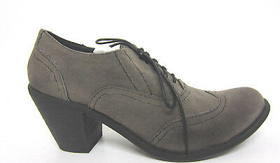 Barricci F9395 Gris Zapatos De Las Señoras UK 5-7 (R10B)