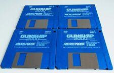 PC DOS: Gunship 2000 - Microprose 1991