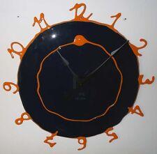 orologio ROUNDTHECLOCK mis.XL in resina Fish Design Gaetano Pesce no kartell