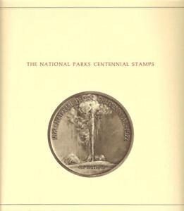 1448-1454-S-Souvenir-8c-National-Parks-Stamp-w-FDC