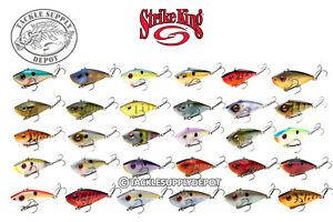 Strike-King-Red-Eye-Shad-Lipless-Crankbait-2-5in-1-2oz-Pick