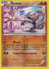 Kicklee Reverse - XY3:Poings Furieux - 47/111 - Carte Pokemon Neuve Française