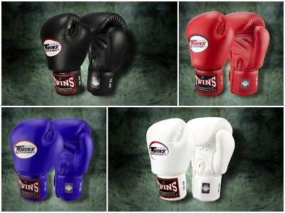 TWINS SPECIAL BGVL3 STANDARD-COLOR PLEASE SELECT MUAY THAI KICK BOXING MMA