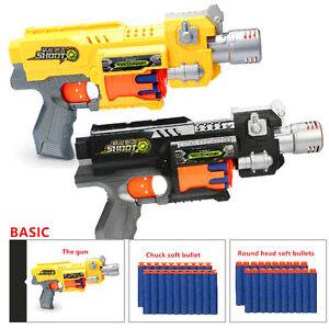 Image is loading BRAND-NEW-Nerf-Gun-Pistol-Strike-Toy-Darts-