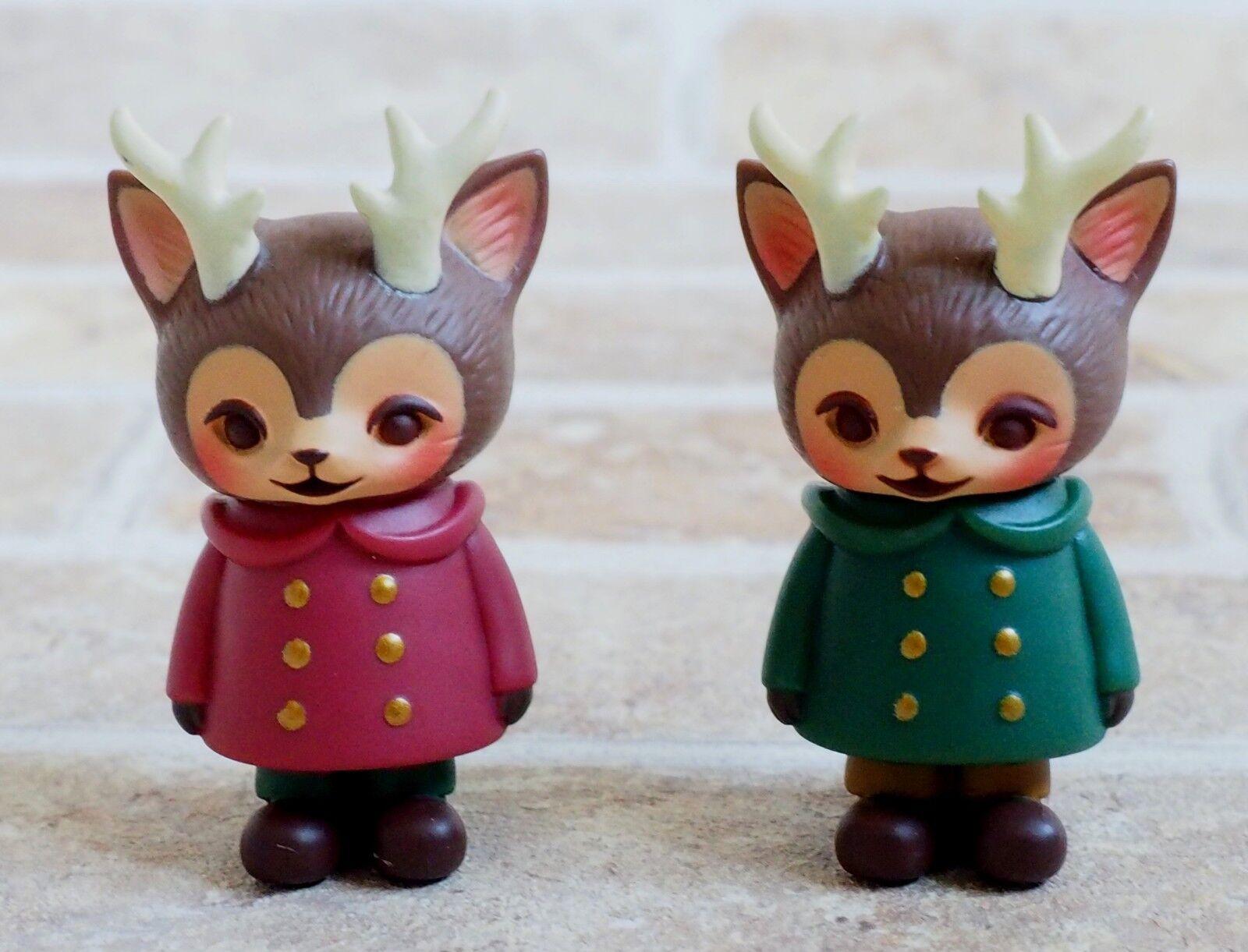Kaori Hinata Morris The Cat with Antlers VAG Post Office Limited Japan Set B