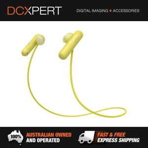 SONY-WI-SP500-BLUETOOTH-IN-EAR-SPORTS-HEADPHONES-YELLOW-WISP500Y