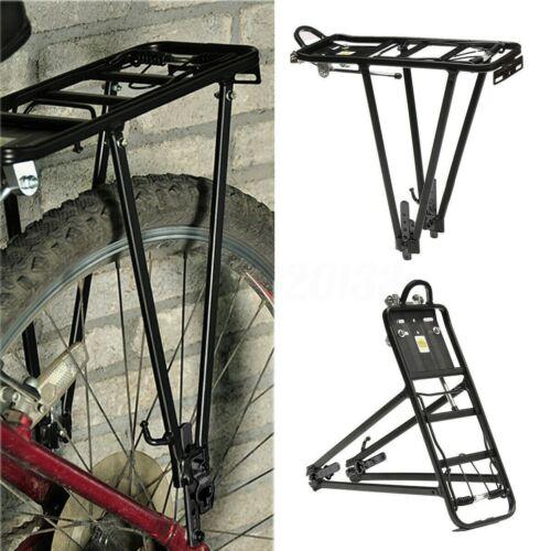 Rear Rear Frame Aluminum Bicycle Seat Column Rack Carrier Cargo