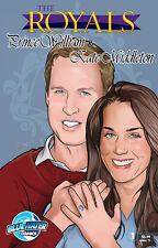 Royal Wedding comic book Seen on NEWS!  Kate Middleton & Prince William RARE