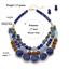 Charm-Fashion-Women-Jewelry-Pendant-Choker-Chunky-Statement-Chain-Bib-Necklace thumbnail 127